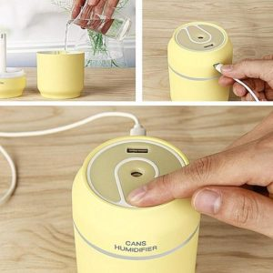Can Shaped Humidifier