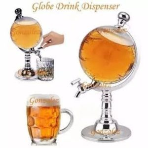 Globe Shaped Drink Dispenser