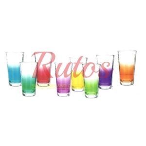 8 piece Acrylic Tumbler Set