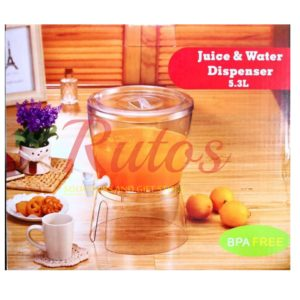 Juice And Water Dispenser