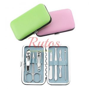 Manicure Set With Pouche